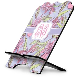Orchids Stylized Tablet Stand (Personalized)