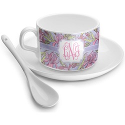 Orchids Tea Cups (Personalized)