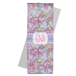 Orchids Yoga Mat Towel (Personalized)