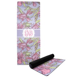 Orchids Yoga Mat (Personalized)