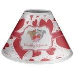 Cute Raccoon Couple Coolie Lamp Shade (Personalized)
