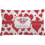 Cute Raccoon Couple Pillow Case (Personalized)