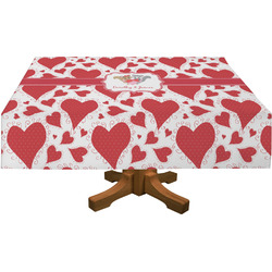 Cute Squirrel Couple Tablecloth (Personalized)