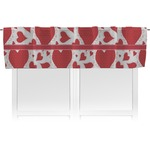 Cute Raccoon Couple Valance (Personalized)