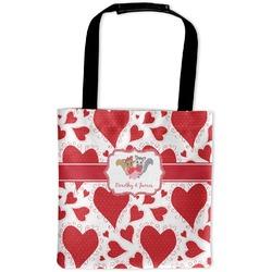 Cute Squirrel Couple Auto Back Seat Organizer Bag (Personalized)