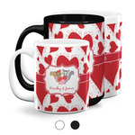 Cute Squirrel Couple Coffee Mugs (Personalized)