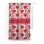 Cute Squirrel Couple Curtain (Personalized)