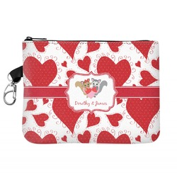 Cute Squirrel Couple Golf Accessories Bag (Personalized)