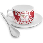 Cute Squirrel Couple Tea Cups (Personalized)