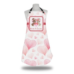 Hearts & Bunnies Apron (Personalized)