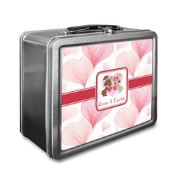 Hearts & Bunnies Lunch Box (Personalized)