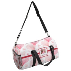 Hearts & Bunnies Duffel Bag - Multiple Sizes (Personalized)
