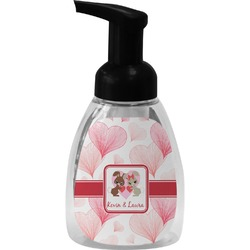 Hearts & Bunnies Foam Soap Dispenser (Personalized)