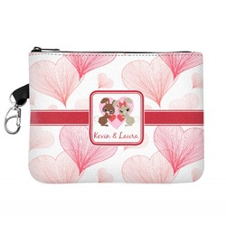 Hearts & Bunnies Golf Accessories Bag (Personalized)