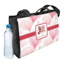 Hearts & Bunnies Ladies Workout Bag (Personalized)