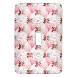 Hearts & Bunnies Light Switch Covers (Personalized)