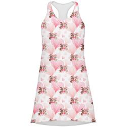 Hearts & Bunnies Racerback Dress (Personalized)