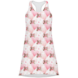 Hearts & Bunnies Racerback Dress (Personalized)
