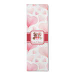 Hearts & Bunnies Runner Rug - 3.66'x8' (Personalized)