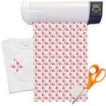 Hearts & Bunnies Heat Transfer Vinyl Sheet (12