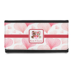 Hearts & Bunnies Leatherette Ladies Wallet (Personalized)