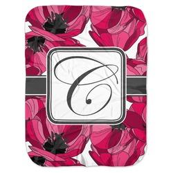 Tulips Baby Swaddling Blanket (Personalized)