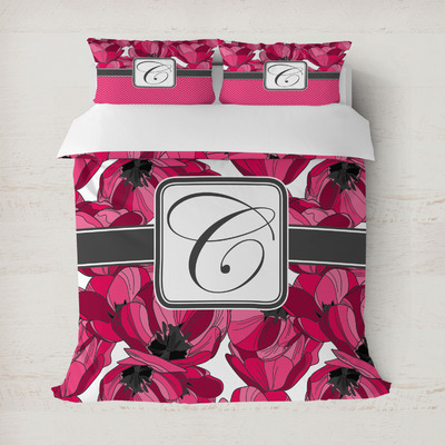 Tulips Duvet Cover (Personalized)