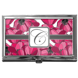 Tulips Business Card Holder