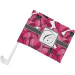 Tulips Car Flag (Personalized)