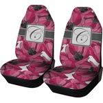 Tulips Car Seat Covers (Set of Two) (Personalized)