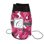 Tulips Neoprene Drawstring Backpack (Personalized)