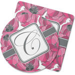 Tulips Rubber Backed Coaster (Personalized)
