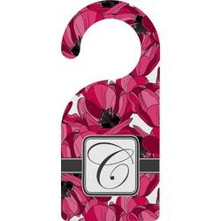 Tulips Door Hanger (Personalized)