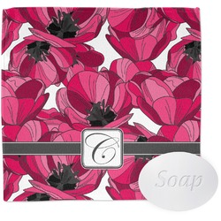 Tulips Wash Cloth (Personalized)