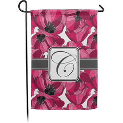 Tulips Garden Flags With Pole - Single or Double Sided (Personalized)