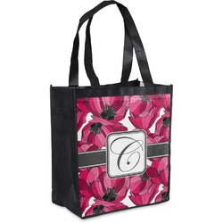 Tulips Grocery Bag (Personalized)