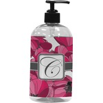 Tulips Plastic Soap / Lotion Dispenser (Personalized)