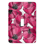 Tulips Light Switch Covers (Personalized)