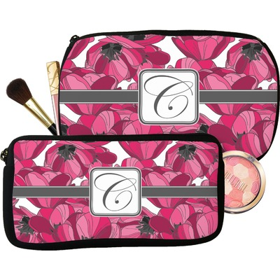 Tulips Makeup / Cosmetic Bag (Personalized)