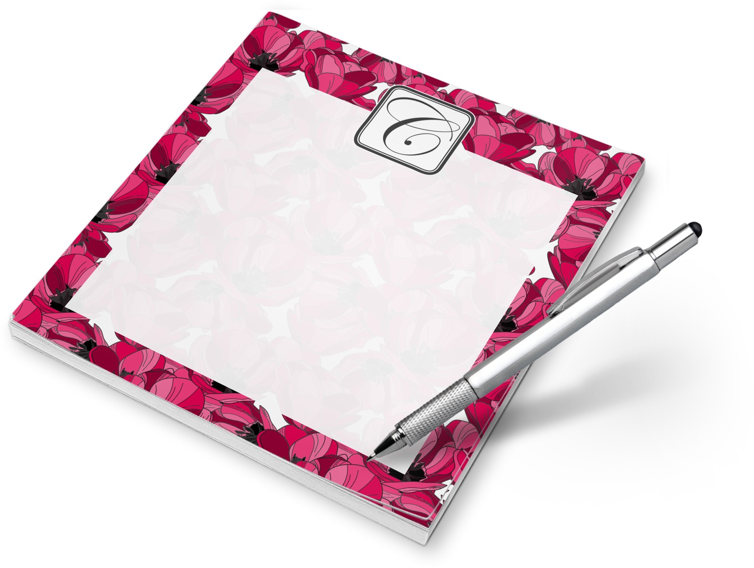 how to make personalized notepads