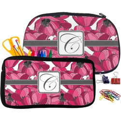 Tulips Pencil / School Supplies Bag (Personalized)