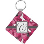 Tulips Diamond Key Chain (Personalized)