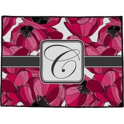 Tulips Door Mat (Personalized)
