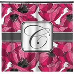 Tulips Shower Curtain (Personalized)