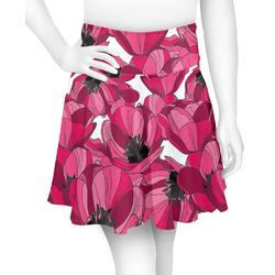 Tulips Skater Skirt (Personalized)