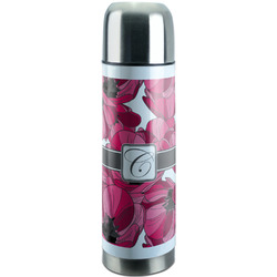 Tulips Stainless Steel Thermos (Personalized)