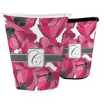 Tulips Waste Basket (Personalized)