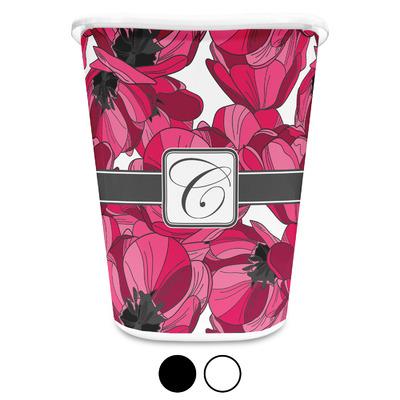 Tulips Waste Basket (Personalized)