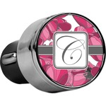 Tulips USB Car Charger (Personalized)