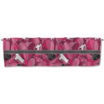 Tulips Valance (Personalized)